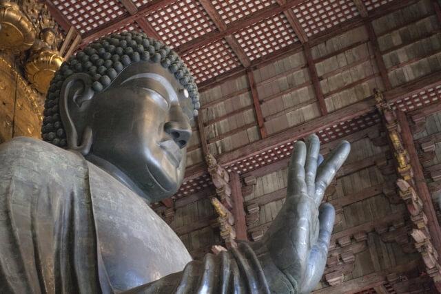 天平文化と大仏